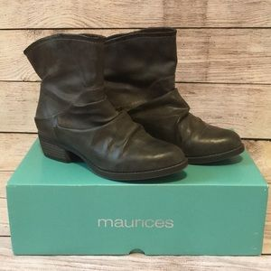 Maurices Siri Rouched Bootie
